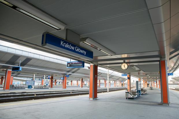 Dworzec, Kraków
