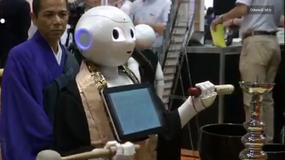 Japoński robot pogrzebowy zastąpi kapłana