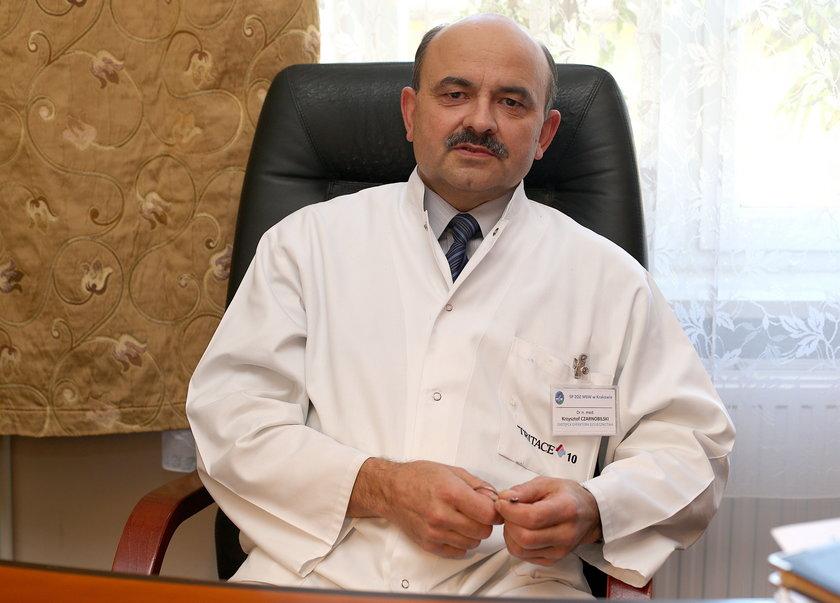 Doktor Krzysztof Czarnobilski