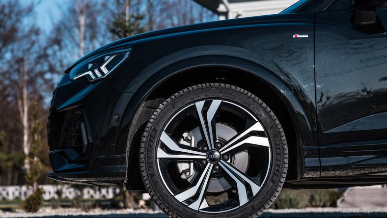 Pierwsza jazda: Audi Q3 Sportback - SUV na... sportowo!
