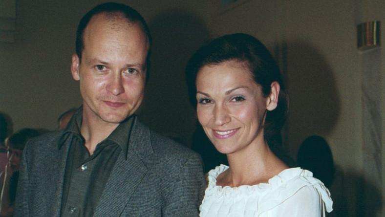 Olga Bończyk i Jacek Bończyk