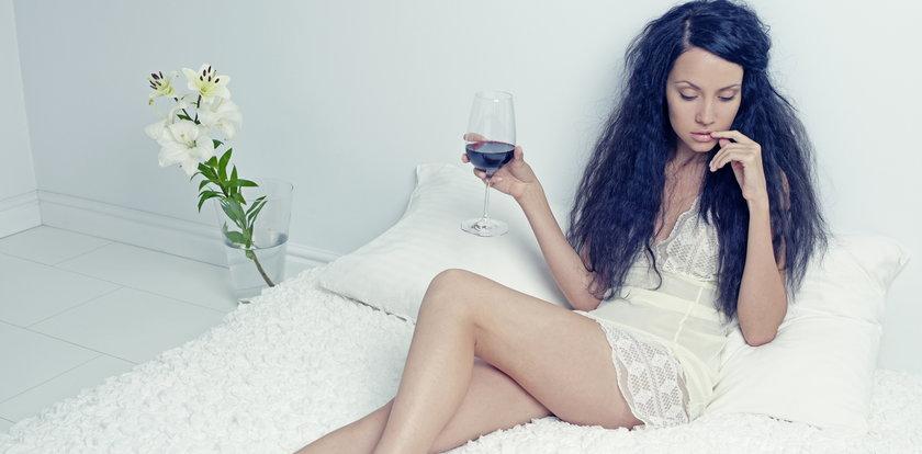 Alkohol na dobry sen? To tylko pozory