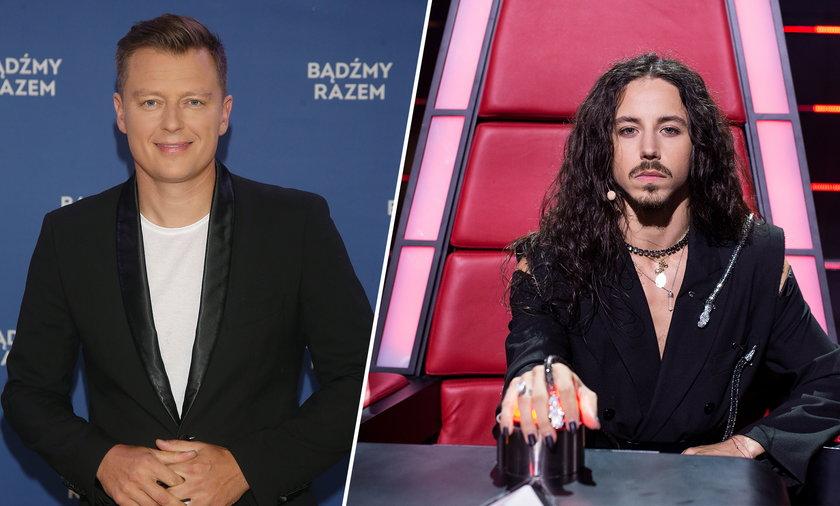 Rafał Brzozowski, Michał Szpak