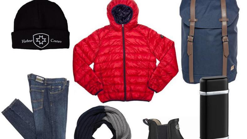 Zimowa kurtka razy pięć. Stylizacje dla mężczyzn!