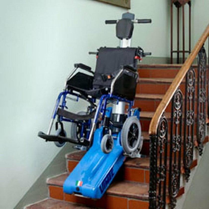 Wózek na schodołazie