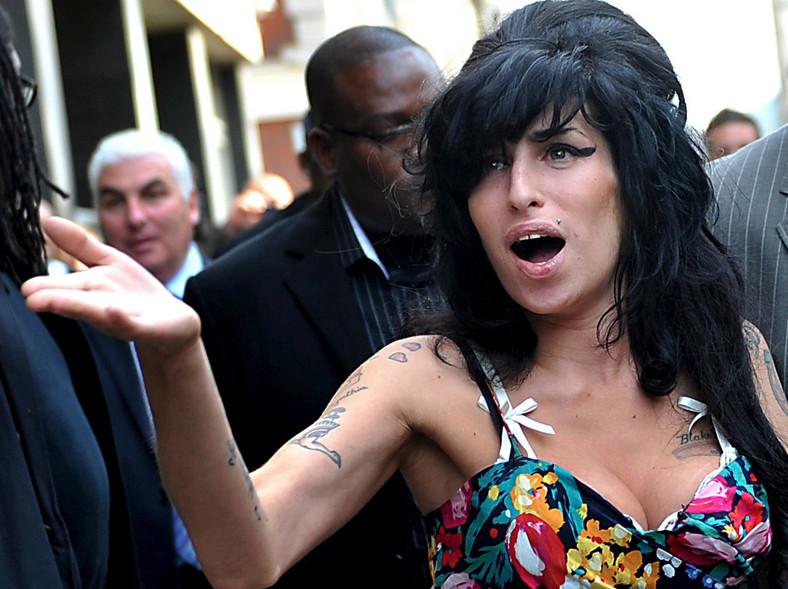 Amy Winehouse - Londyn 2009