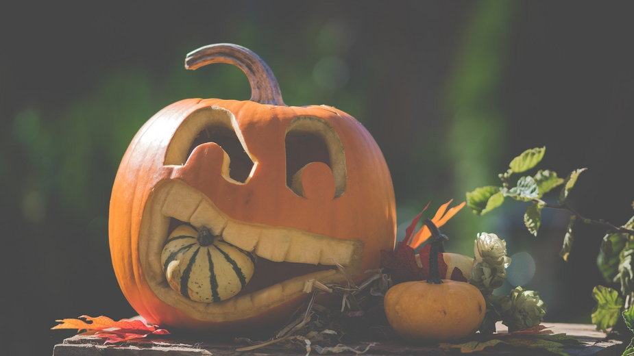 Dynia na Halloween - Nietjuh/pixabay.com