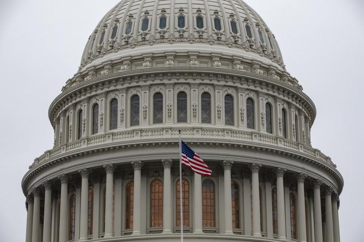 kapitol kongres impičment vašington