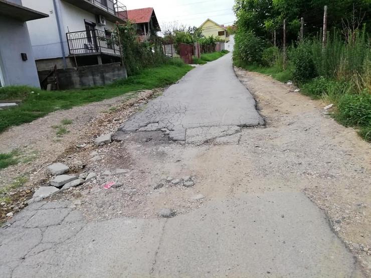 Šejkina ulica, Mirijevo