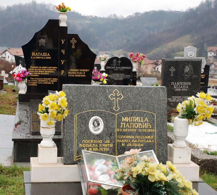Milica i Natasa dve devojcice ubijene Sarajevo rat BiH