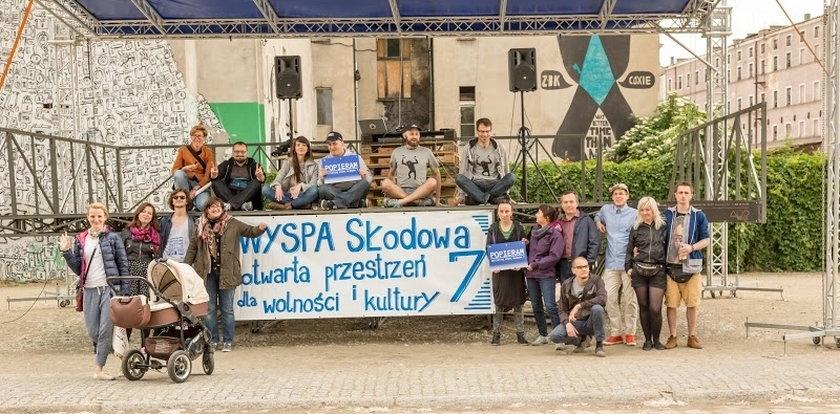 Aktywiści: miasto nie ma pomysłu na Wyspę!