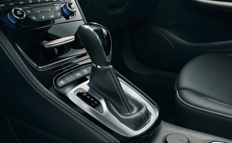 Opel Astra z automatem na minuty