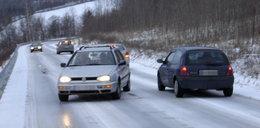 Synoptycy ostrzegają: ulice są jak lodowiska!