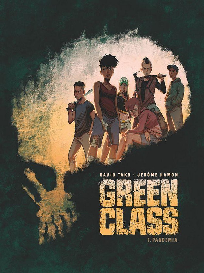 """Green class. Pandemia"""