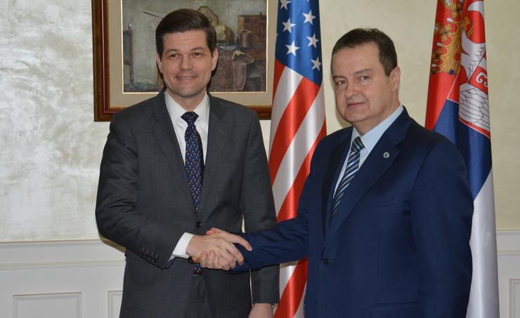 Ves Mičel Ivica Dačić Tanjug Ministarstvo spoljnih poslova Ognjen Stevanović