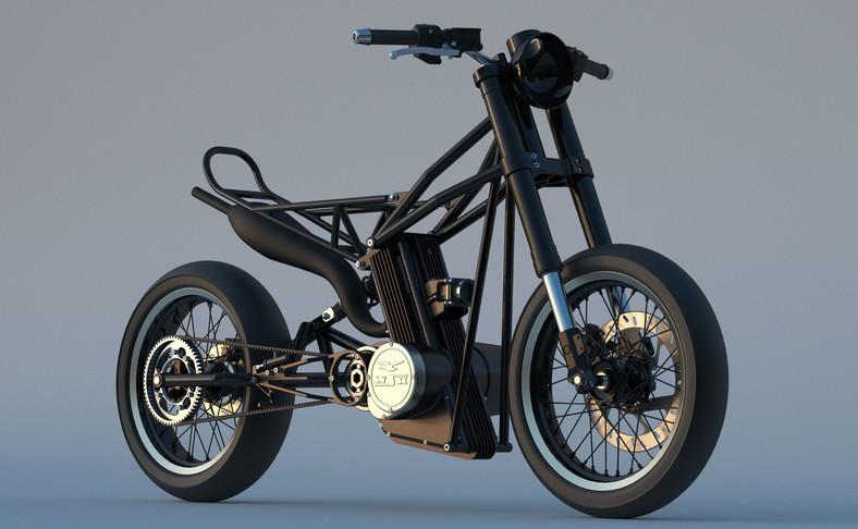 WSK nowej generacji ma być lekkim motocyklem do miasta