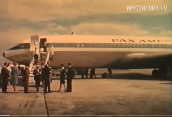pan am avion