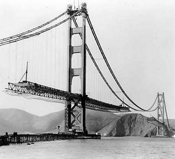 San Francisko - Golden Gejt