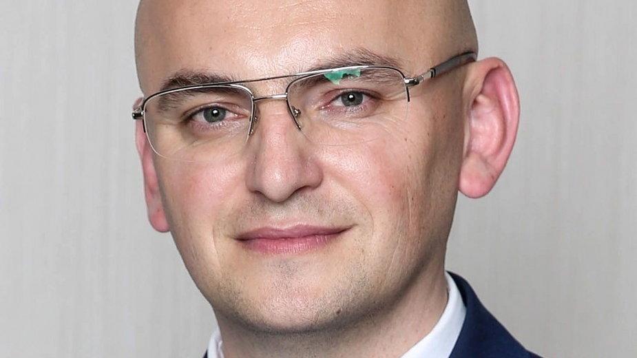 Sylwester Kasprzyk, nowy dyrektor Pedagogicznej Biblioteki Wojewódzkiej w Kielcach