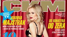 """Joanna Majstrak nago w """"CKM"""". Zobaczcie okładkę"""