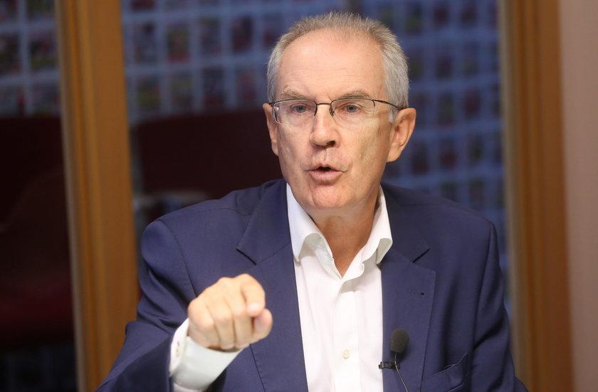 Jeremi Mordasewicz ekspert Konfederacji Lewiatan
