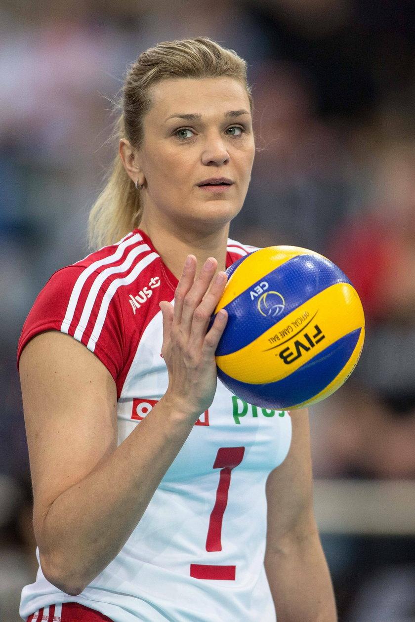 Małgorzata Glinka-Mogentale kończy karierę!