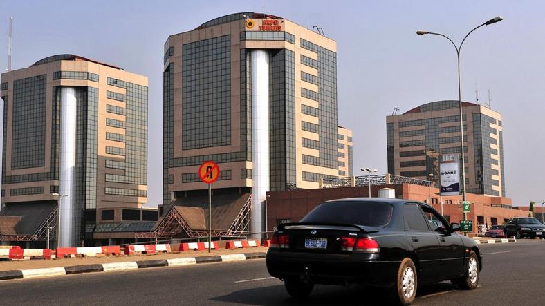 NNPC headquarters in  Abuja