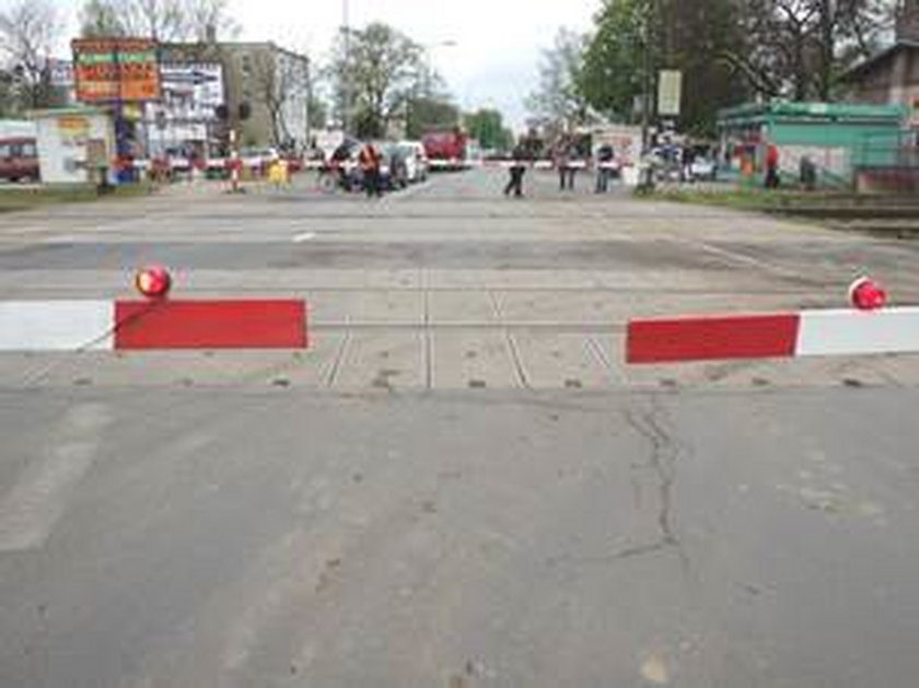 Przejazd na ul. Starołęckiej jest niebezpieczny