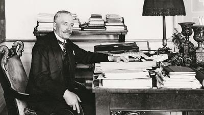 Ignacy Mościcki. Wynalazca, któremu kazano być prezydentem