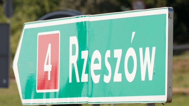 Rzeszów - polska stolica UFO
