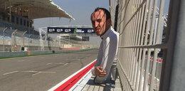 Kubica wraca do bolidu Formuły 1!