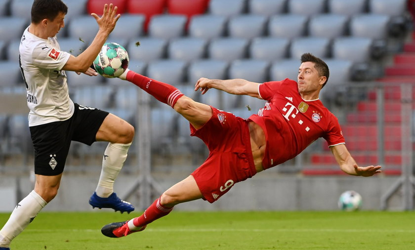 Bundesliga - Bayern Munich v Borussia Moenchengladbach