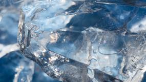 Niebieski lód pojawił się w rejonie Wielkich Jezior w Stanach Zjednoczonych