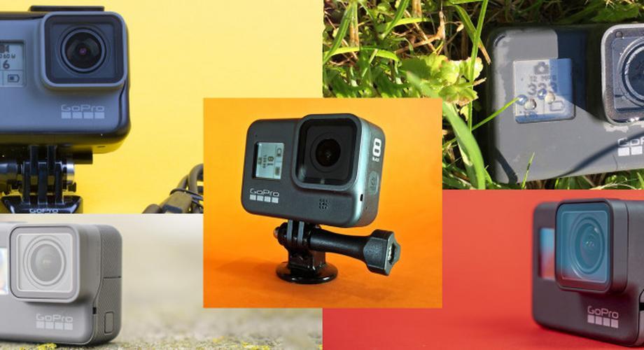 Fünf Gopro Heros im Vergleich: Welche Actioncam kaufen?