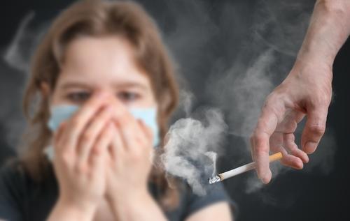 dohányzás miatti tüdőbetegség
