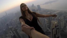 Modelka zaryzykowała życie, by zrobić sobie zdjęcie