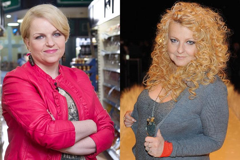 Katarzyna Bosacka i Magda Gessler