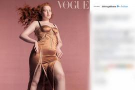 TAJFUN na naslovnoj najprestižnijeg modnog magazina! Mišljenja su podeljena, a kako se vama dopada?