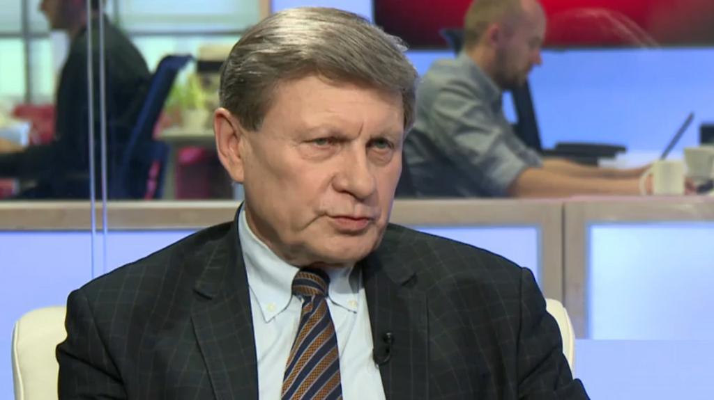 Tomasz Lis.: prof. Leszek Balcerowicz, Jarosław Kuźniar