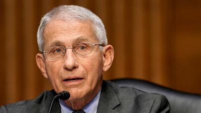 Dr. Fauci responds to Nicki Minaj vaccine skepticism, says vaccines do not cause reproductive issues, swollen testicles