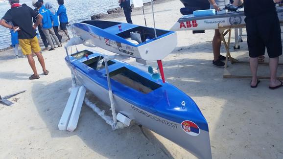 Brod bi imao 11 kvadrata solarnih panela i snagu motora od šest kilovata