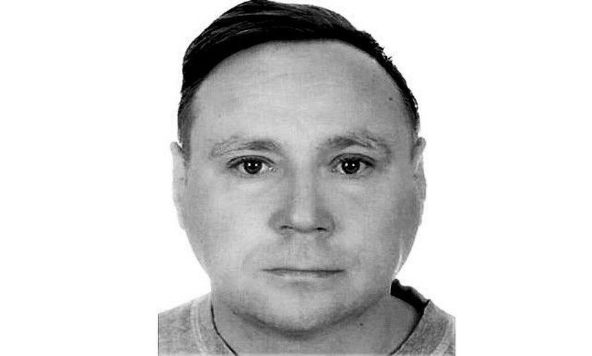 40-letni Sławomir Pożarycki z Parkoszewa zaginął 13 października