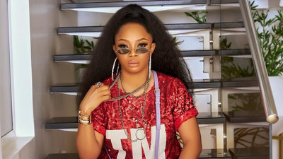 Toke Makinwa says fornication is no respecter of gender