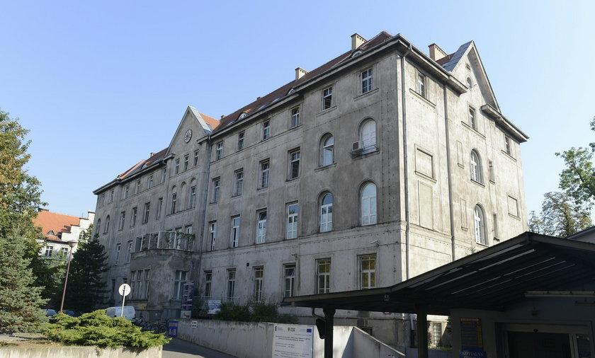 Nowy szpital na Stabłowicach