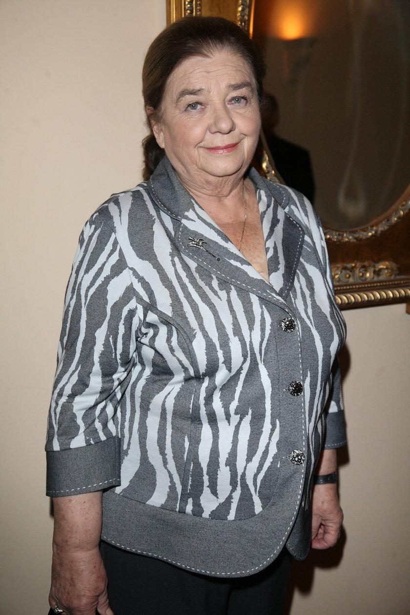 Pogrzeb Katarzyny Łaniewskiej. Wiemy, gdzie i kiedy zostanie pochowana aktorka