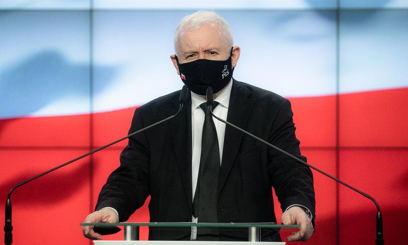 Jarosław Kaczyński.