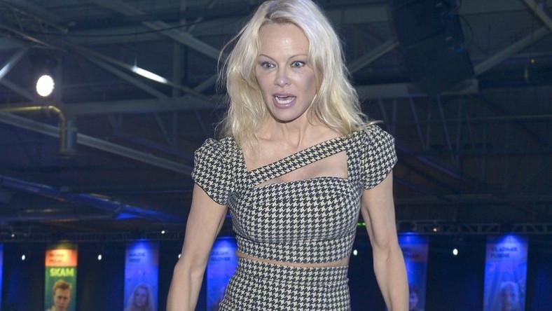 Modelka pojawiła się wczoraj na Warsaw Comic Con...