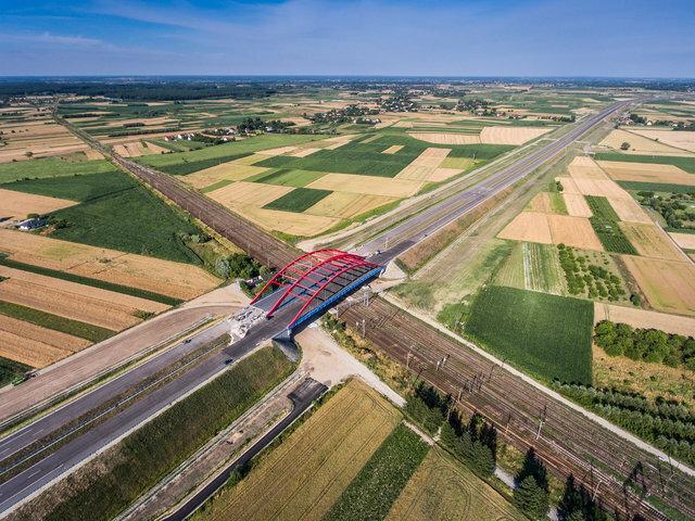 Ostatni odcinek autostrady A4