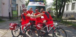 Skradzione rowery olsztyńskich ratowników znalazły się w Lublinie