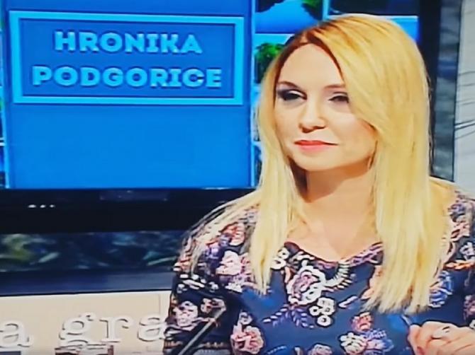 Gaf crnogorske voditeljke nasmejao region: Svi se pitaju šta joj bi!